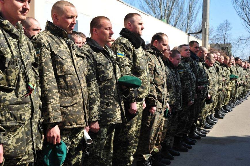 Прощай, оружие! Мариупольских пограничников демобилизовали (ФОТО), фото-4