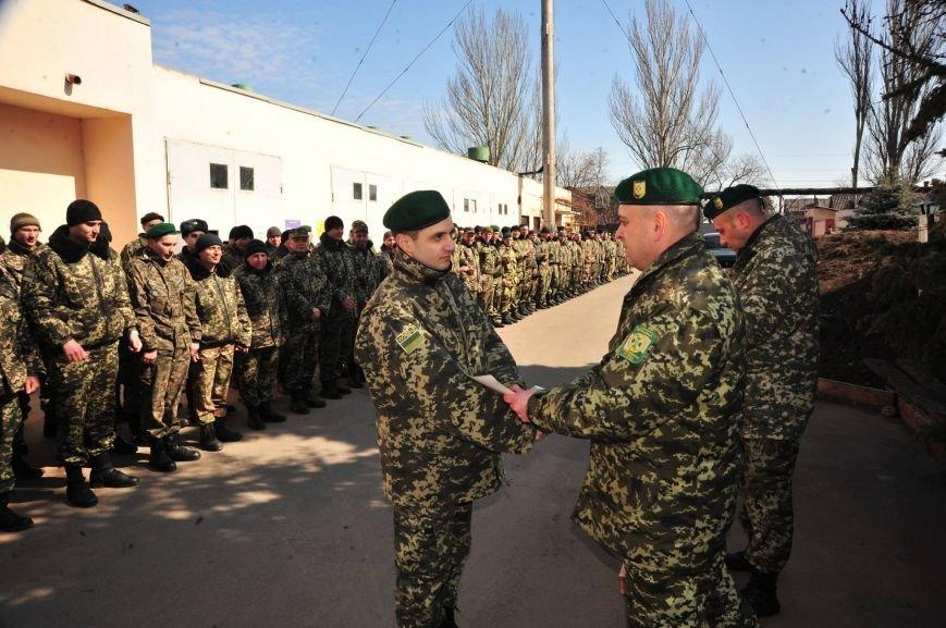 Прощай, оружие! Мариупольских пограничников демобилизовали (ФОТО), фото-2