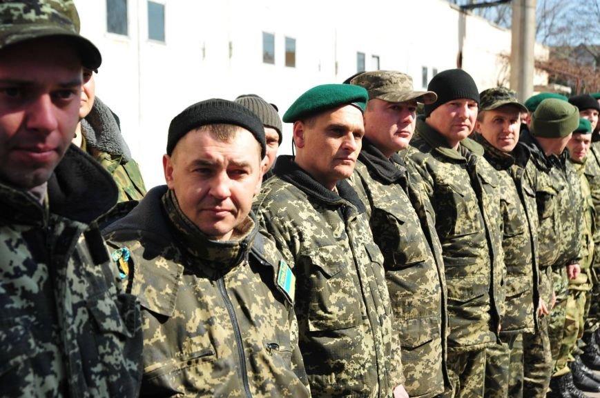 Прощай, оружие! Мариупольских пограничников демобилизовали (ФОТО), фото-3