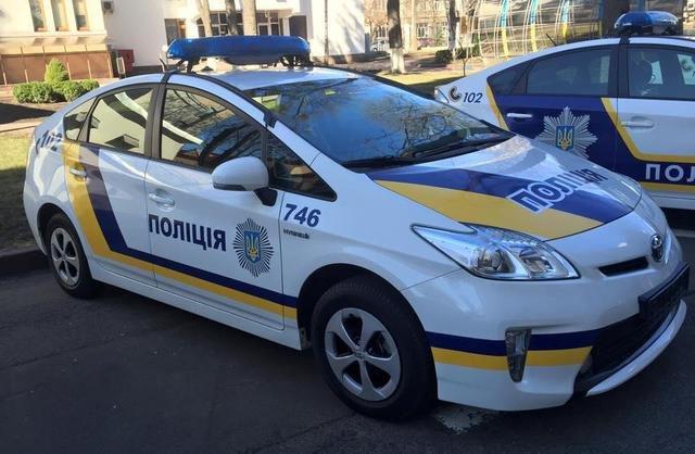 МВД подготовило первые образцы маркировки автомобилей для новой патрульной службы (фото) - фото 2