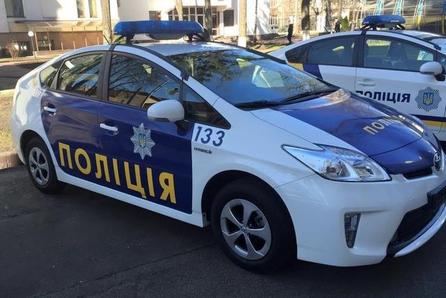 МВД подготовило первые образцы маркировки автомобилей для новой патрульной службы (фото) - фото 1