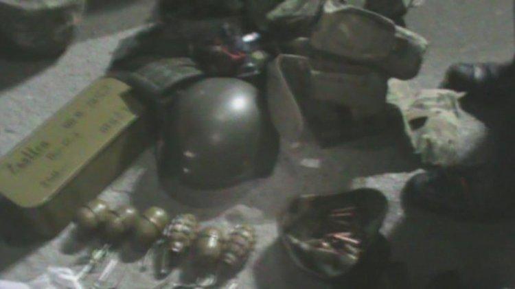 Военного из Днепродзержинска задержали на блокпосту с гранатами и патронами, фото-2