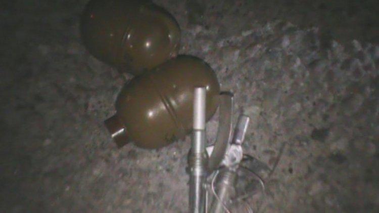 Военного из Днепродзержинска задержали на блокпосту с гранатами и патронами, фото-3