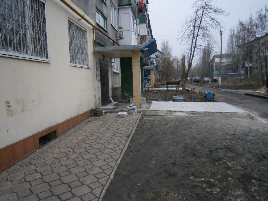 Димитровские ОСМД становятся примером благоустроенности и порядка (фото) - фото 1