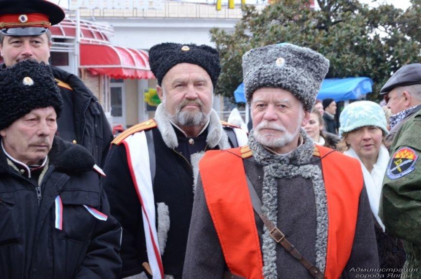 Ялта отмечает первую годовщину воссоединения с Россией (фото) - фото 3