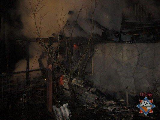 Пожар дачи возле Юбилейного озера: девушка погибла, парень успел выпрыгнуть со второго этажа (фото) - фото 2
