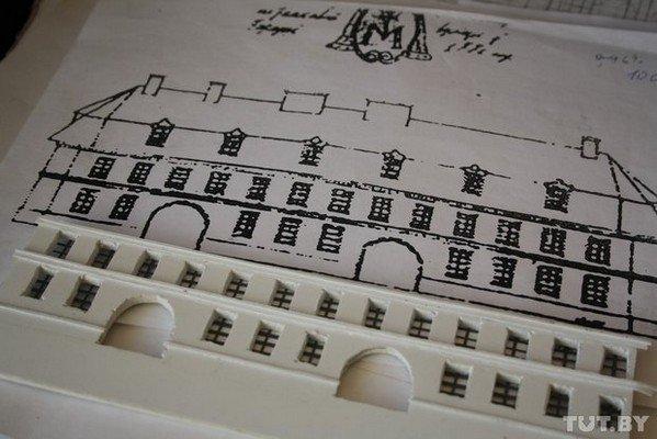 В Гродно школьники создают уменьшенные копии гродненских достопримечательностей (фото) - фото 11