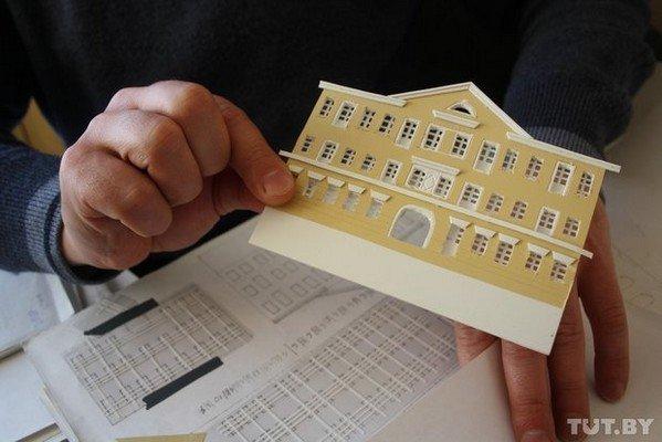 В Гродно школьники создают уменьшенные копии гродненских достопримечательностей (фото) - фото 12