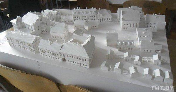 В Гродно школьники создают уменьшенные копии гродненских достопримечательностей (фото) - фото 5