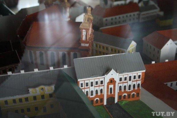 В Гродно школьники создают уменьшенные копии гродненских достопримечательностей (фото) - фото 8