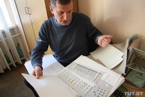 В Гродно школьники создают уменьшенные копии гродненских достопримечательностей (фото) - фото 1