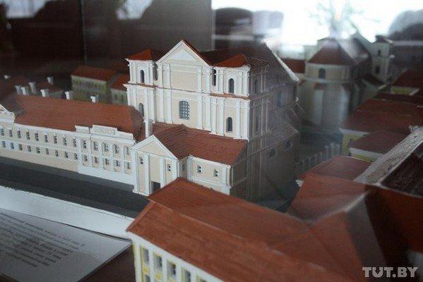 В Гродно школьники создают уменьшенные копии гродненских достопримечательностей (фото) - фото 16