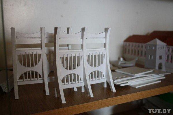 В Гродно школьники создают уменьшенные копии гродненских достопримечательностей (фото) - фото 10