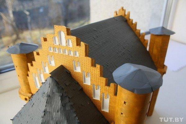 В Гродно школьники создают уменьшенные копии гродненских достопримечательностей (фото) - фото 3