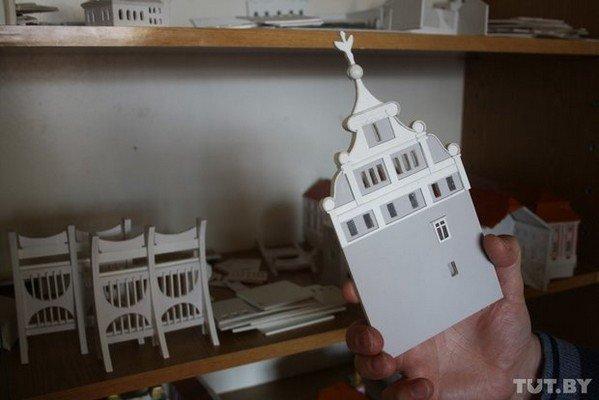 В Гродно школьники создают уменьшенные копии гродненских достопримечательностей (фото) - фото 17