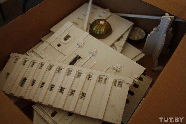 В Гродно школьники создают уменьшенные копии гродненских достопримечательностей (фото) - фото 7