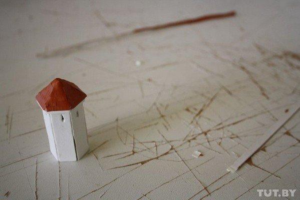 В Гродно школьники создают уменьшенные копии гродненских достопримечательностей (фото) - фото 18