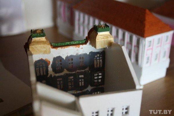 В Гродно школьники создают уменьшенные копии гродненских достопримечательностей (фото) - фото 15