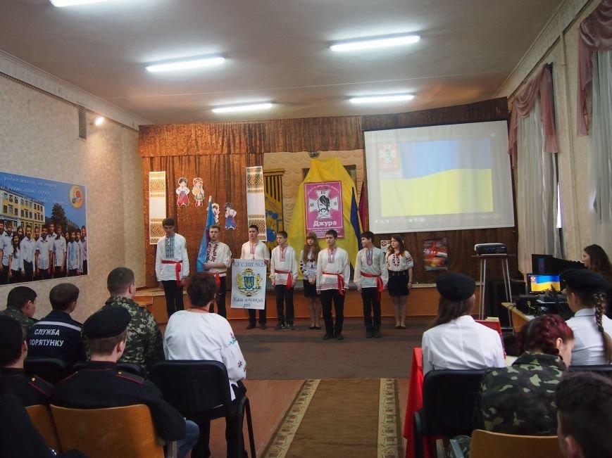 В Днепродзержинске состоялся первый этап военно-патриотической игры «Сокол» («Джура») (фото) - фото 3