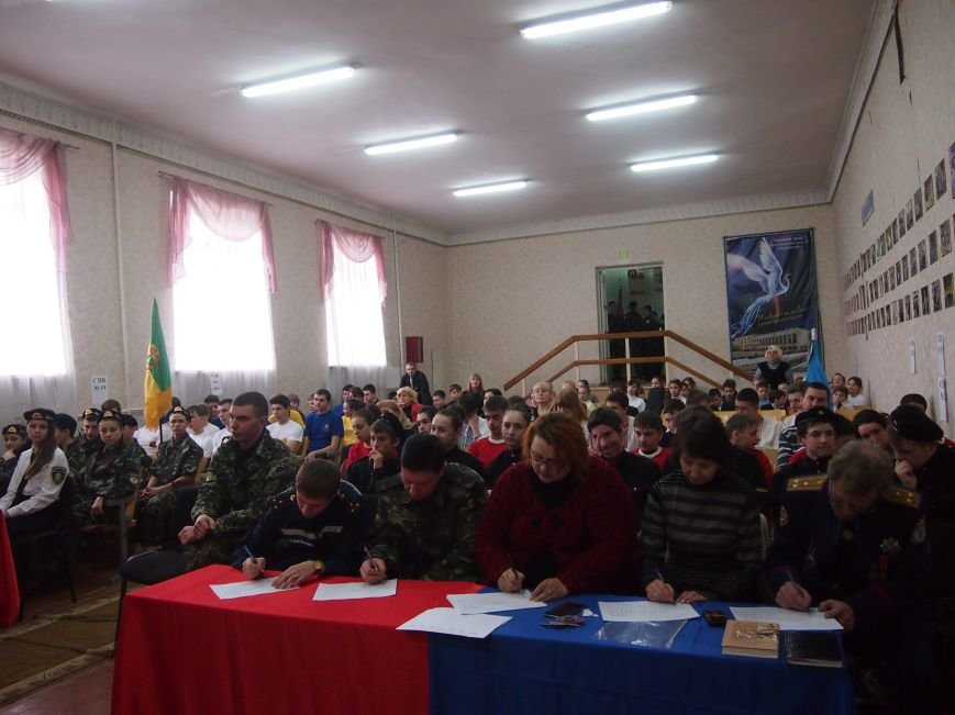 В Днепродзержинске состоялся первый этап военно-патриотической игры «Сокол» («Джура») (фото) - фото 2