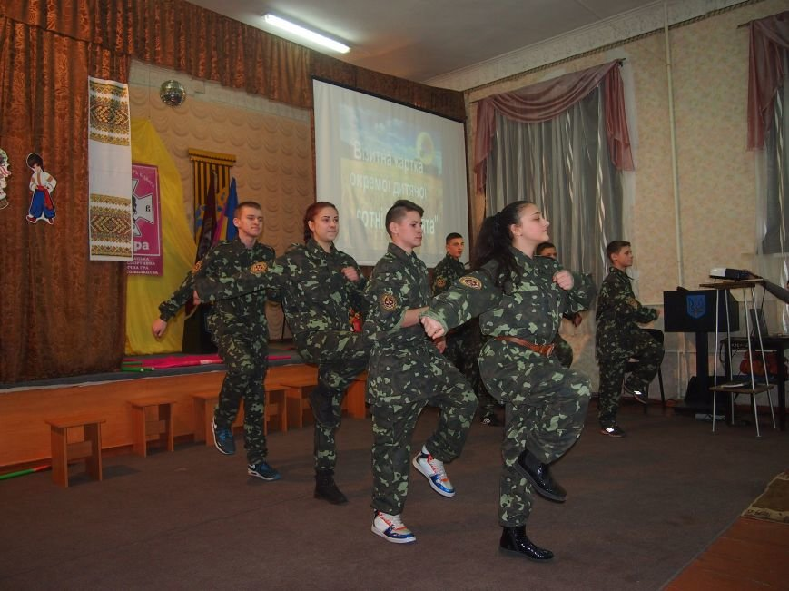 В Днепродзержинске состоялся первый этап военно-патриотической игры «Сокол» («Джура») (фото) - фото 6