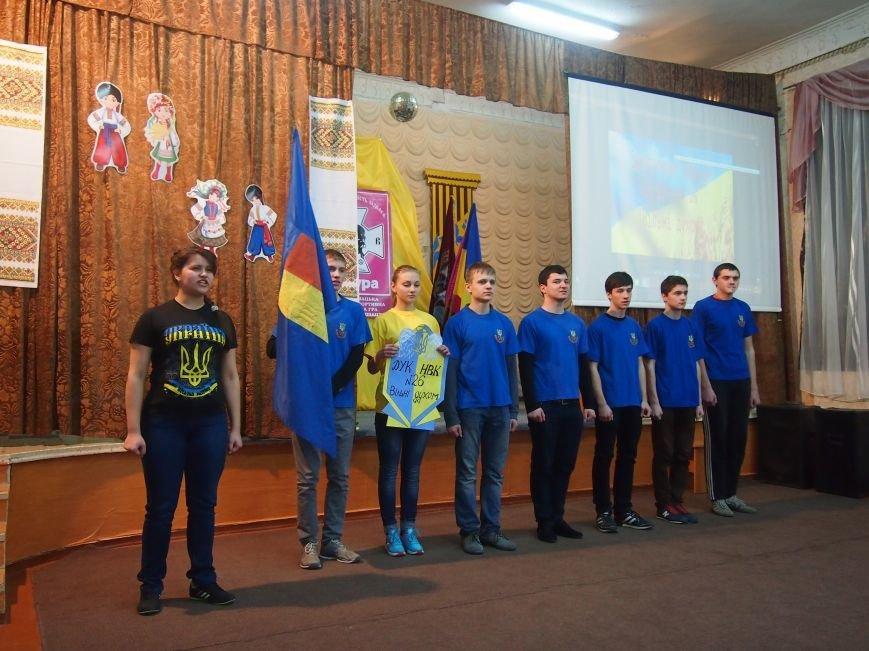 В Днепродзержинске состоялся первый этап военно-патриотической игры «Сокол» («Джура») (фото) - фото 7