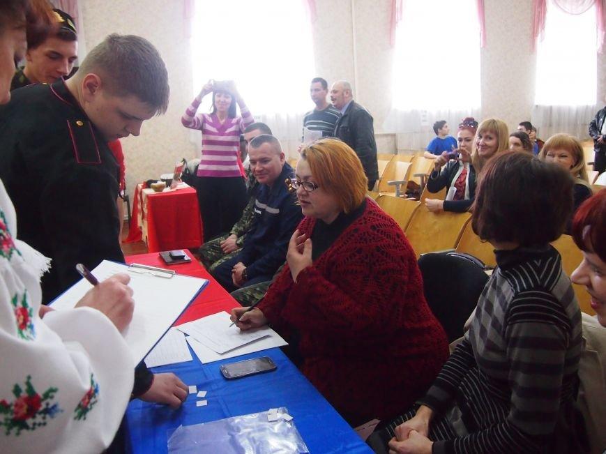 В Днепродзержинске состоялся первый этап военно-патриотической игры «Сокол» («Джура») (фото) - фото 1