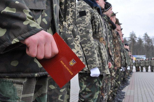 Понад півсотні одинадцятикласників із усієї Черкащини отримали відзнаки «Відмінник Захисту Вітчизни» (фото) - фото 12