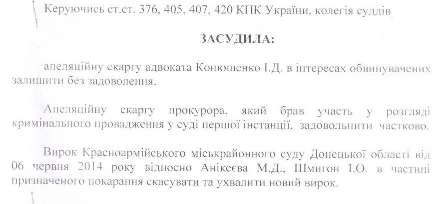 «Красноармейский суд укрывает от исполнения наказания преступников», – Николай Дегтярь (фото) - фото 4