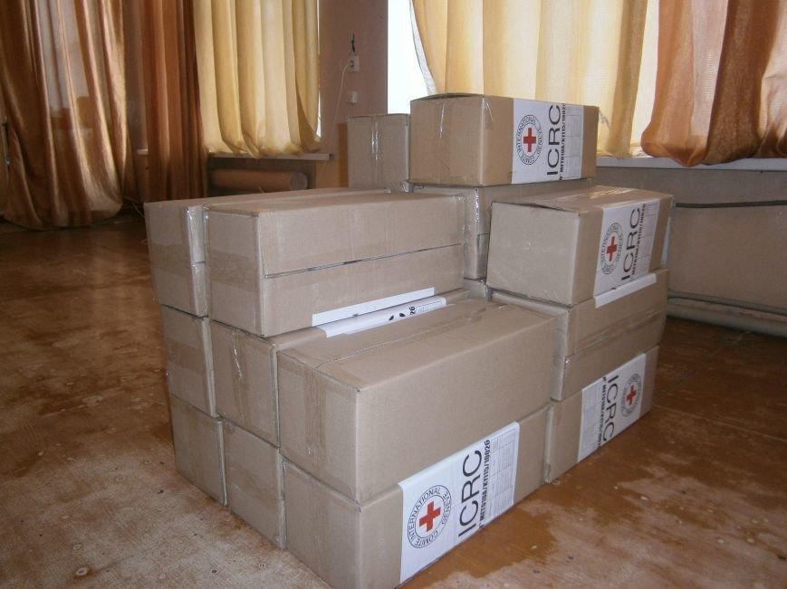 В Димитрове переселенцы получили гуманитарную помощь от МК Красного Креста (ФОТОРЕПОРТАЖ) (фото) - фото 8