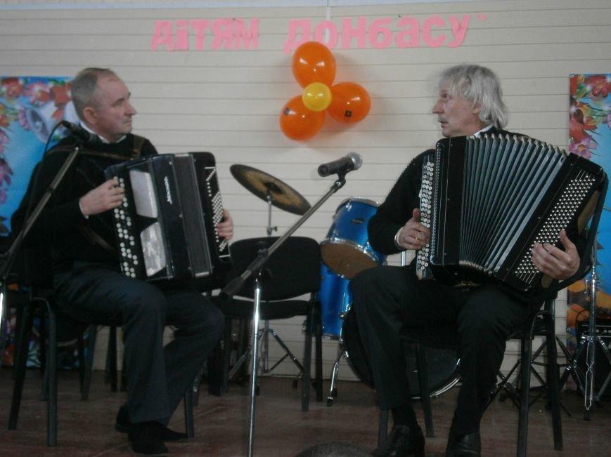 В Димитрове прошел концерт музыкальной школы в рамках благотворительной акции (ФОТО) (фото) - фото 17