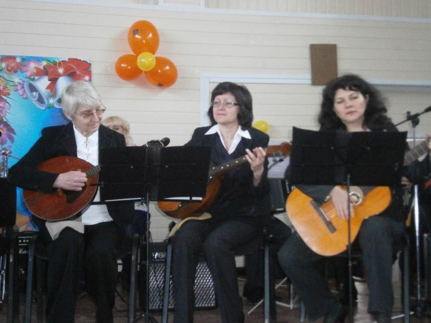 В Димитрове прошел концерт музыкальной школы в рамках благотворительной акции (ФОТО) (фото) - фото 19