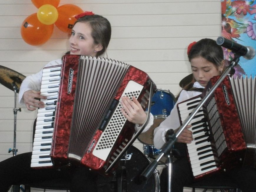 В Димитрове прошел концерт музыкальной школы в рамках благотворительной акции (ФОТО) (фото) - фото 16