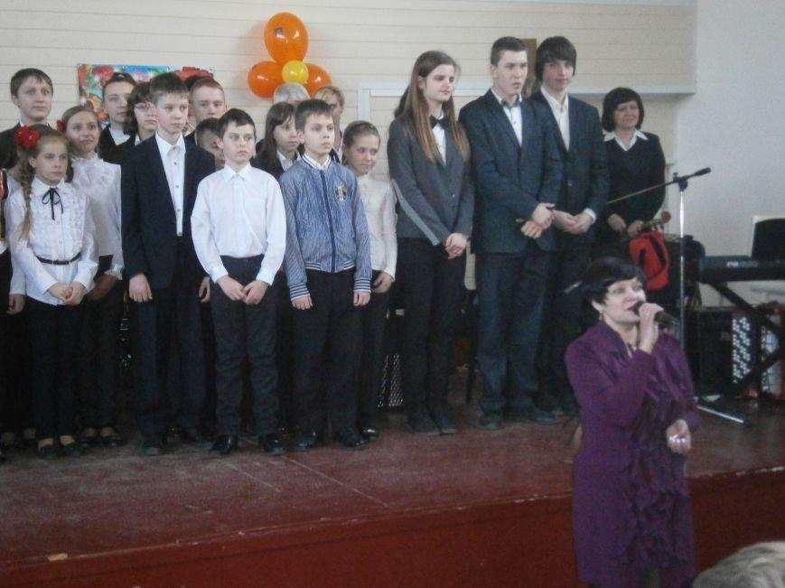 В Димитрове прошел концерт музыкальной школы в рамках благотворительной акции (ФОТО) (фото) - фото 24