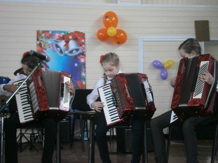В Димитрове прошел концерт музыкальной школы в рамках благотворительной акции (ФОТО) (фото) - фото 15