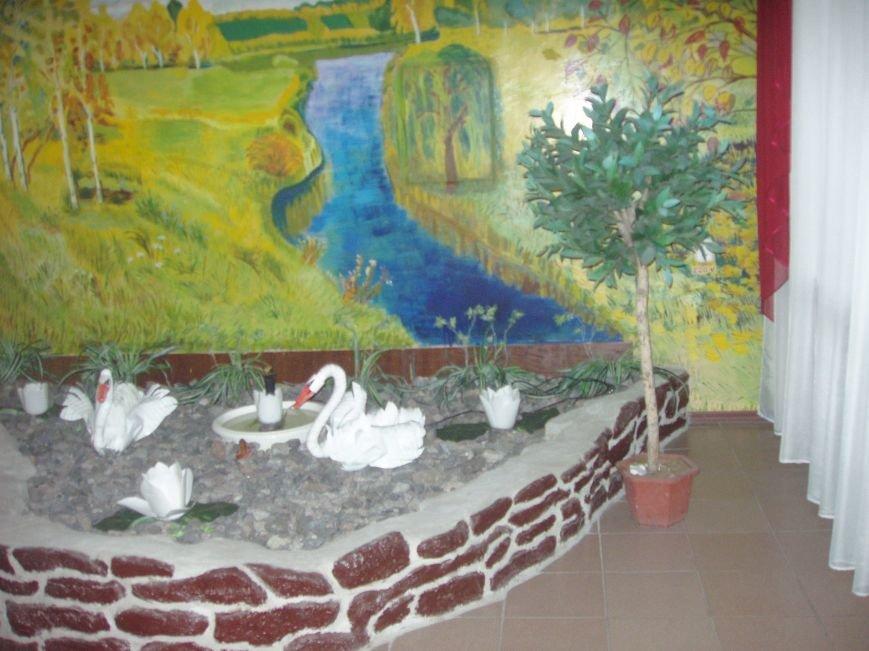 Белицкий  дом-интернат  стал родным для авдеевских стариков из дома  престарелых (фото) (фото) - фото 1