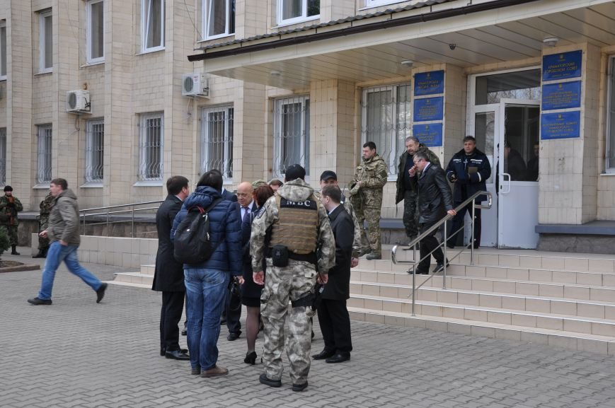 В Краматорске ожидают приезда министра (ОБНОВЛЕНО), фото-1