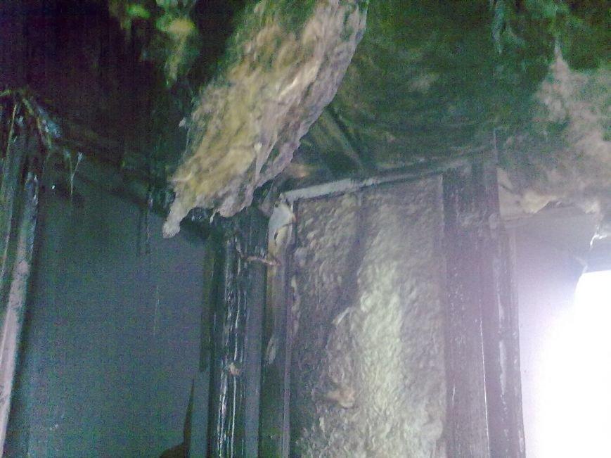 В Кременчуге чуть не сгорел жилой дом (ФОТО) (фото) - фото 1
