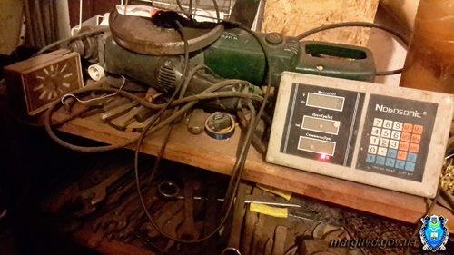 На Левобережье  милиция прикрыла металлоприемку 28-летнего мариупольца, фото-2