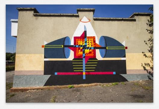 Малюнки луцького стріт-арт художника Калькова – в Google Street Art Project (фото) - фото 1