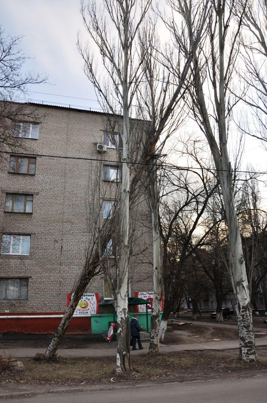 Дорога к одной из краматорских школ опасна для детей, фото-2