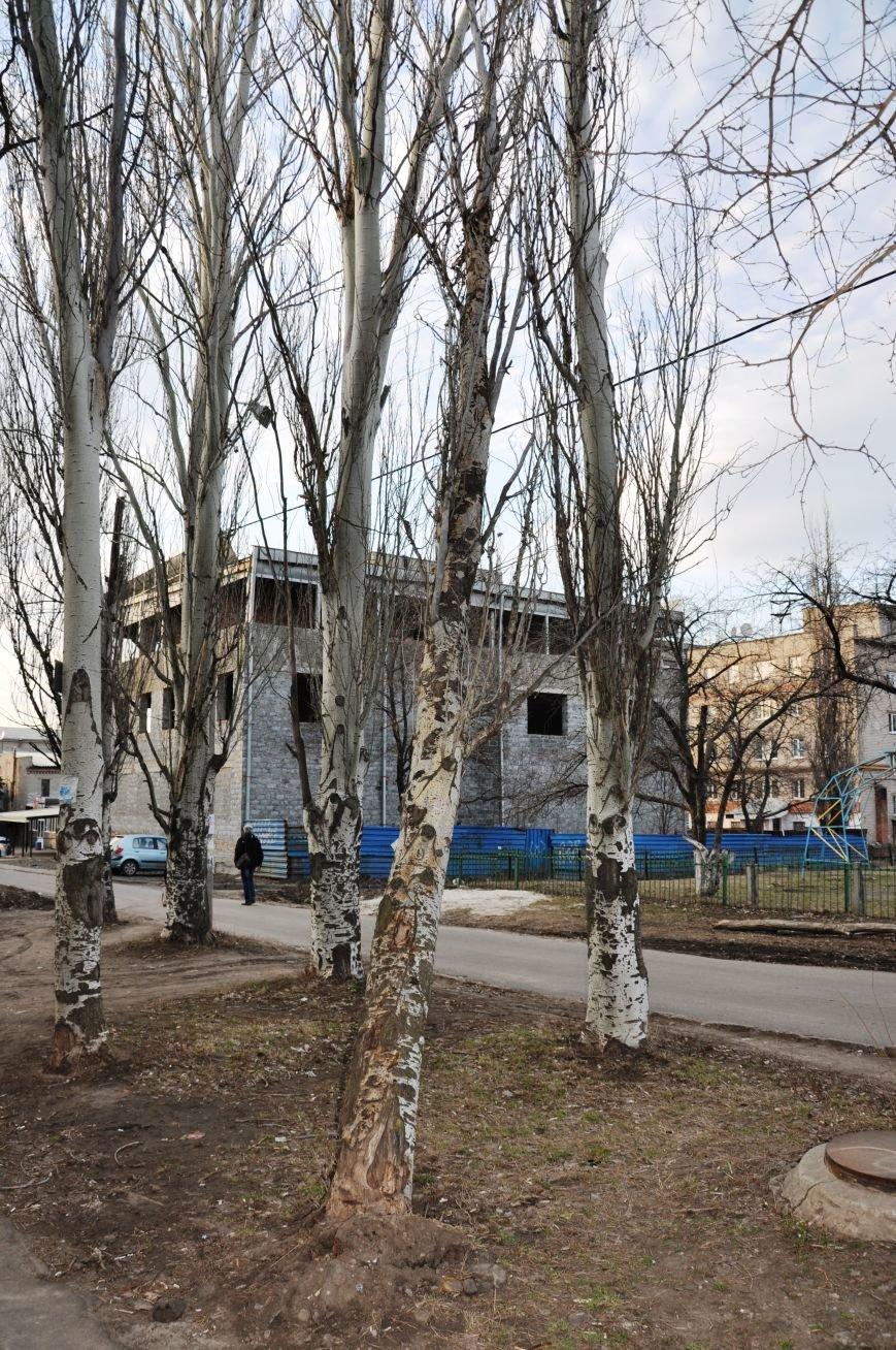 Дорога к одной из краматорских школ опасна для детей, фото-1
