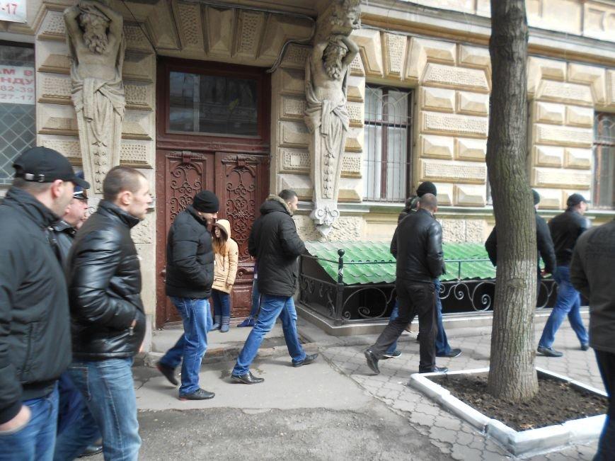 Одесские патриоты в очередной раз не дали раскачать Одессу (ФОТО) (фото) - фото 3