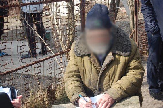 Под Черниговом пожилой мужчина застрелил знакомого (фото) - фото 1