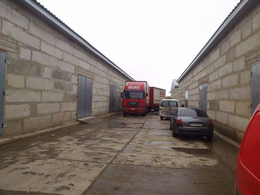 Одесские предприниматели требуют наказать милиционеров, которые незаконно отобрали товар (ФОТО) (фото) - фото 1