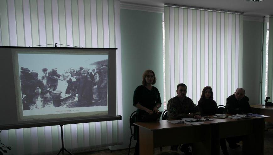 Сотрудники СБУ передали более 30 книг в Красноармейский ДонНТУ, фото-5