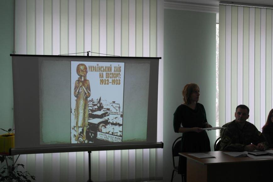 Сотрудники СБУ передали более 30 книг в Красноармейский ДонНТУ, фото-8
