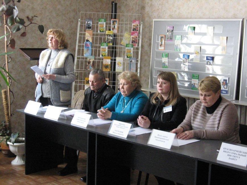 В Красноармейском Центре Занятости состоялась Ярмарка профессий (ФОТО), фото-3
