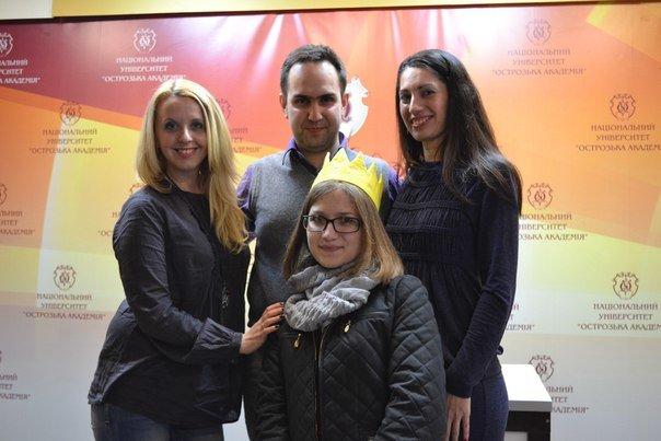 На Рівненщину завітали  засновниці першого  україномовного журналу для дівчат «Каралєвна», фото-1