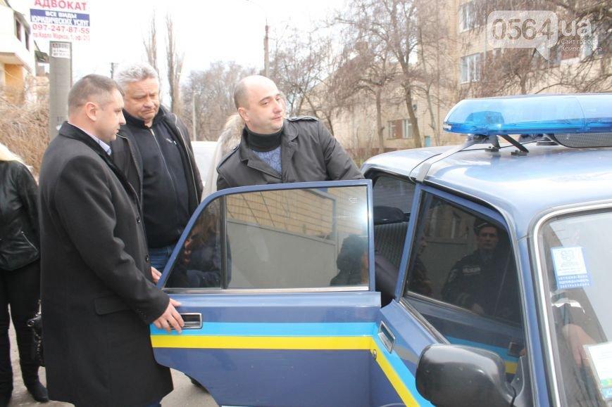 В Кривом Роге: депутата подрался с «гвардейцем», экс-заммэра взяли под стражу, а ультрас «Кривбасса» передали привет из Попасной (фото) - фото 2